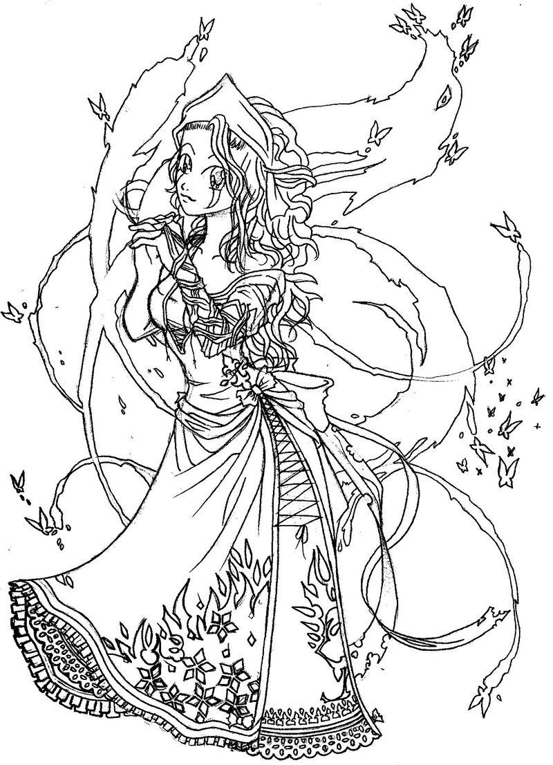 ice queen coloring pages snow queen printable adult coloring page from favoreads etsy queen coloring ice pages