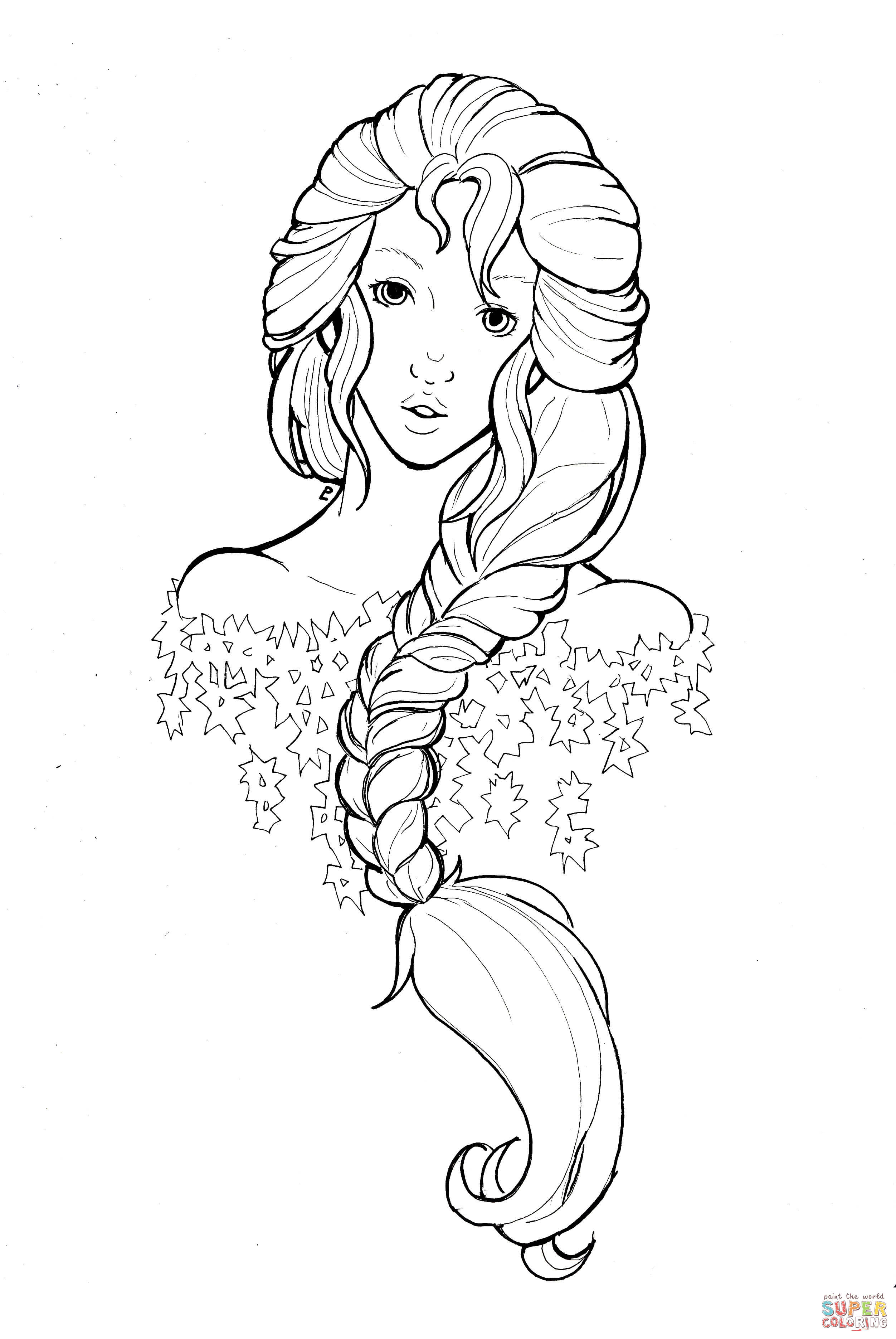 ice queen coloring pages the snow queen coloring pages free printable the snow pages coloring ice queen