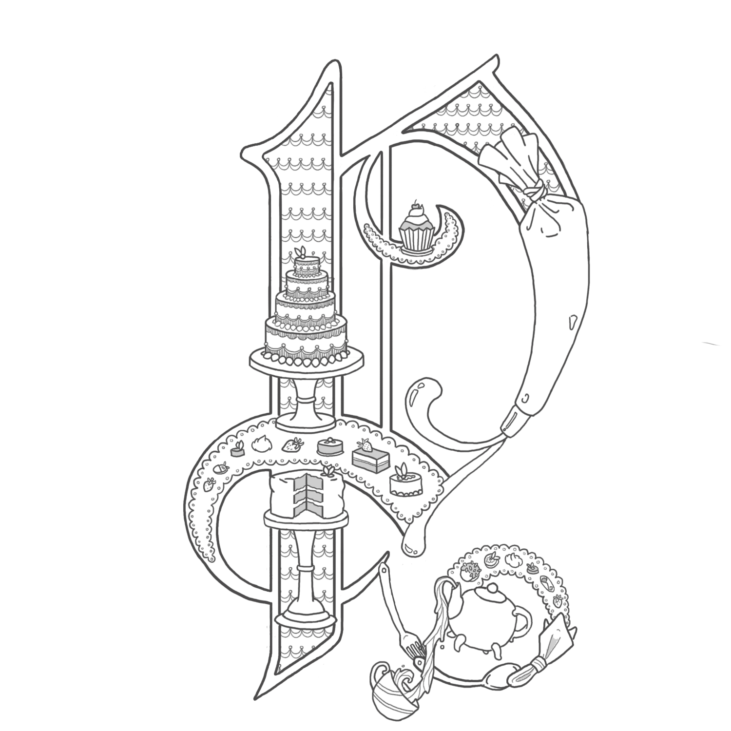 illuminated manuscript alphabet coloring pages l is for love alice stanne lettering alphabet alphabet coloring manuscript illuminated pages