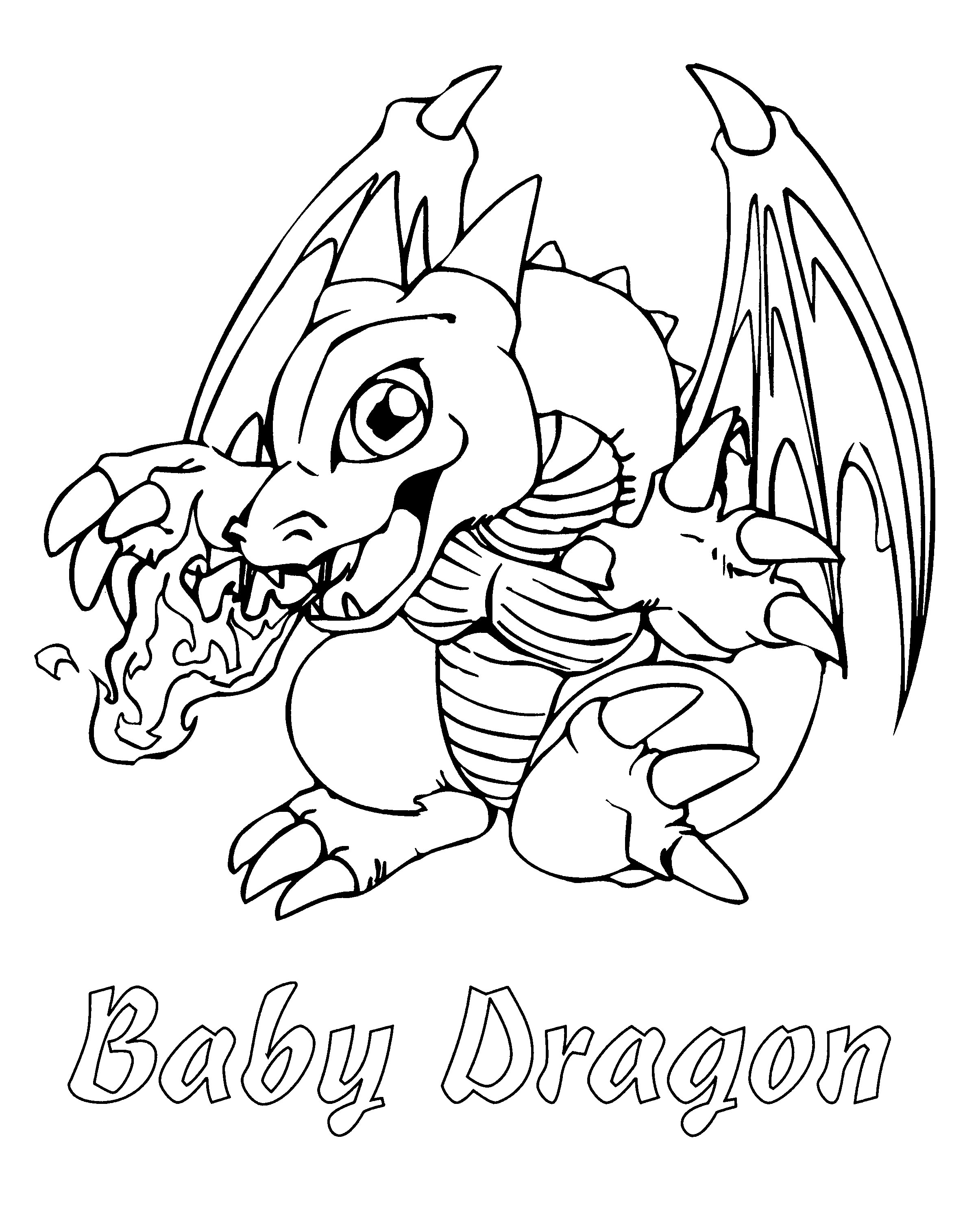 images of dragons to color baby dragon coloring pages to download and print for free to images dragons color of