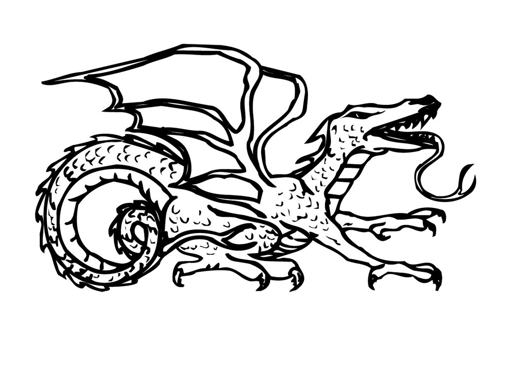 images of dragons to color coloring pages dragons preschool crafts images dragons color of to