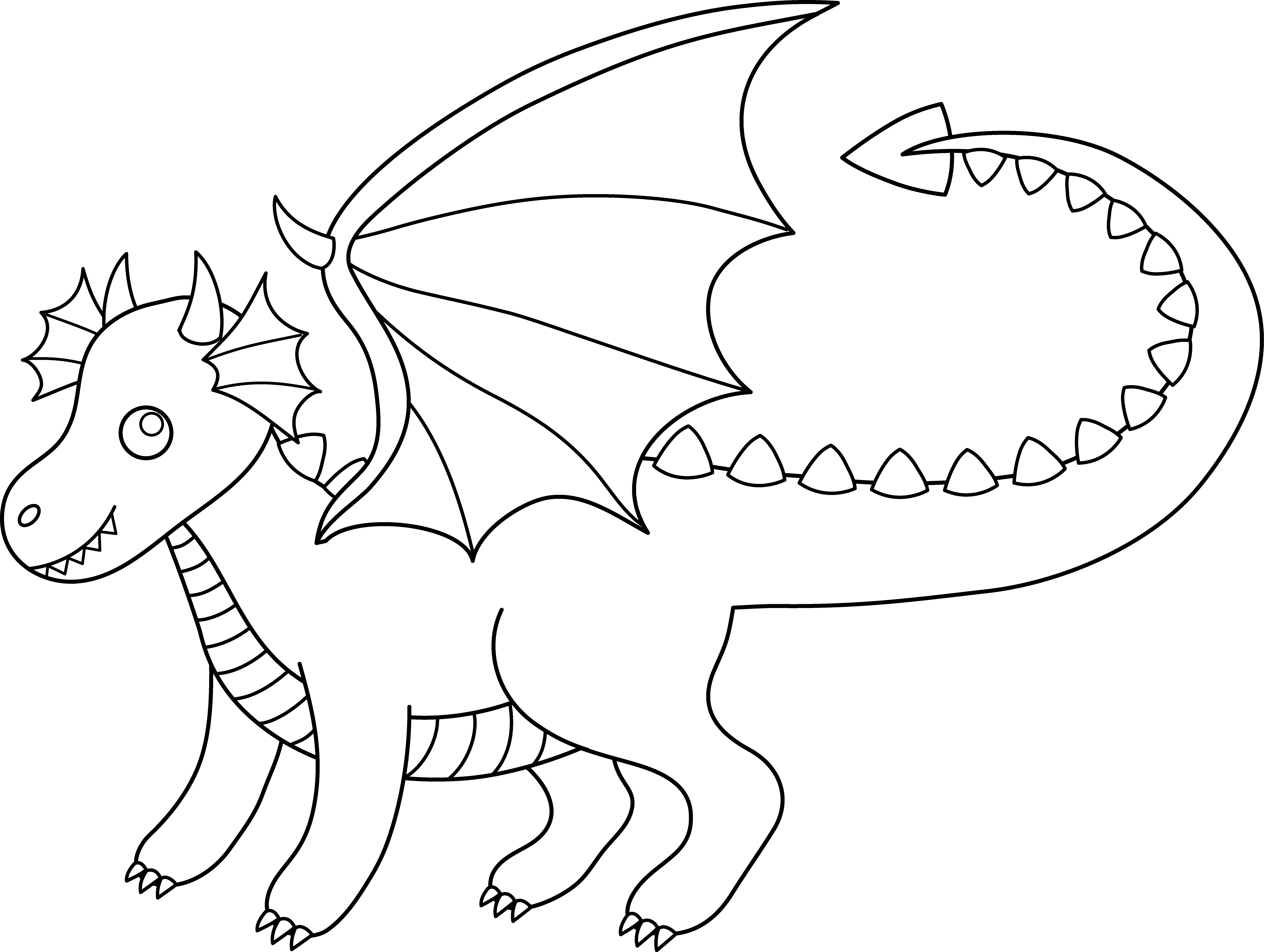 images of dragons to color cute colorable dragon free clip art of to images dragons color