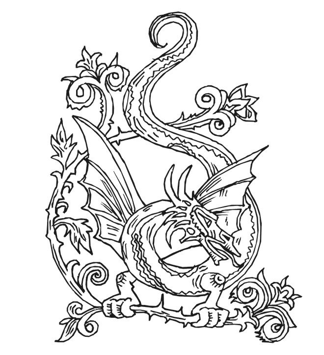 images of dragons to color dragon coloring pages free printables for kids gtgt disney of dragons color images to
