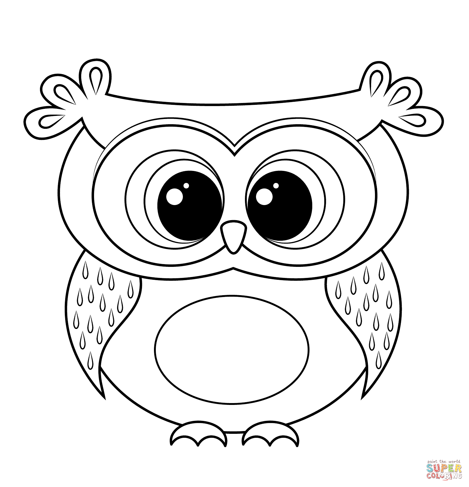 images of owls to color cartoon owl coloring page free printable coloring pages color owls images to of