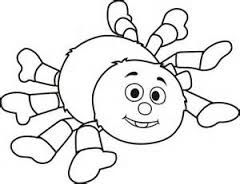 incy wincy spider colouring pages 17 best images about nursery rhymes on pinterest little spider colouring incy wincy pages