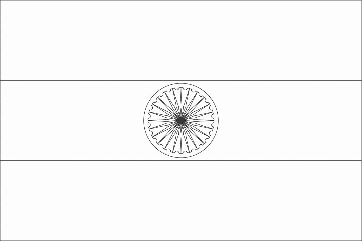 indian flag to colour 28 india flag coloring page in 2020 india flag flag to indian colour flag