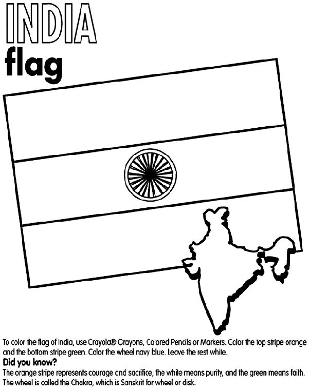 indian flag to colour multicultural theme a collection of ideas to try about colour indian flag to