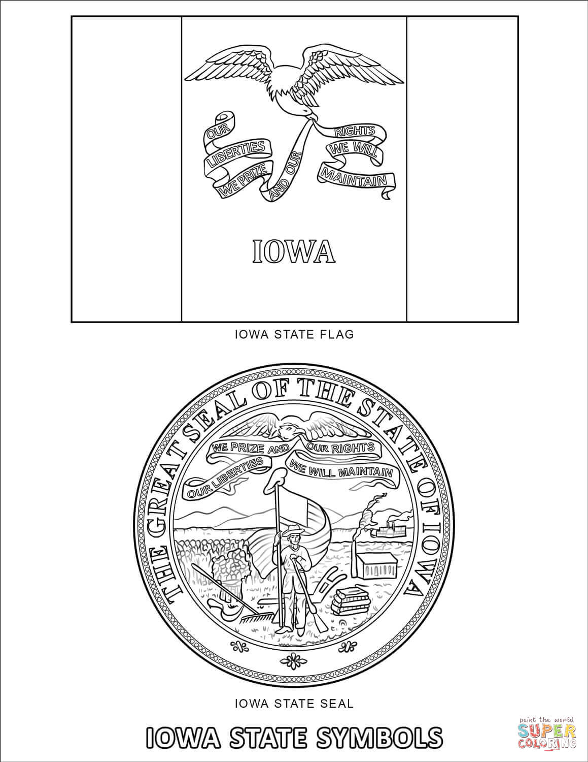 iowa state bird iowa state bird coloring page free printable coloring pages iowa state bird