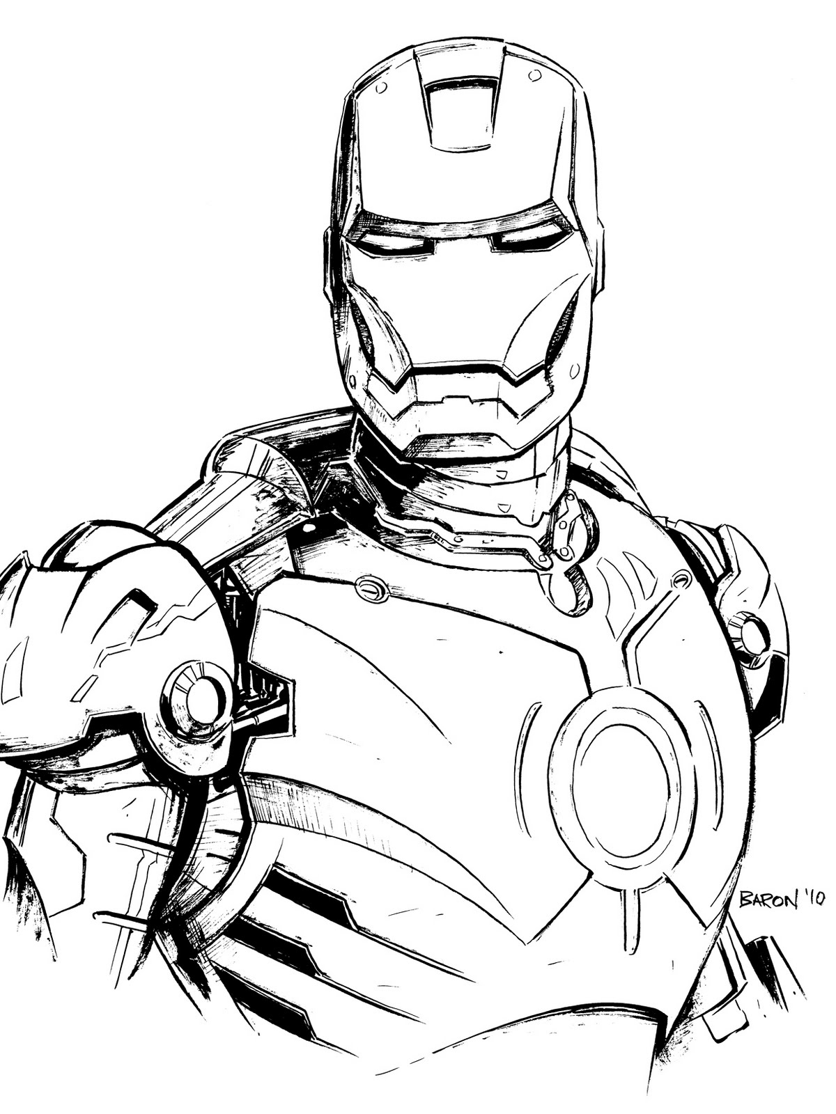 iron coloring page marvel superhero iron man 3 with burning hands colouring coloring page iron