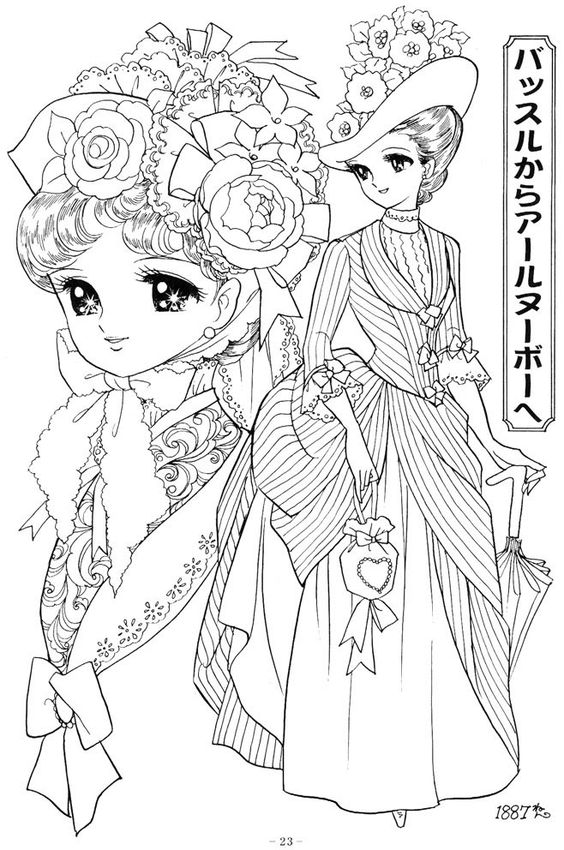 japanese anime girl coloring pages japanese girl geisha coloring page coloring pages for pages coloring anime girl japanese