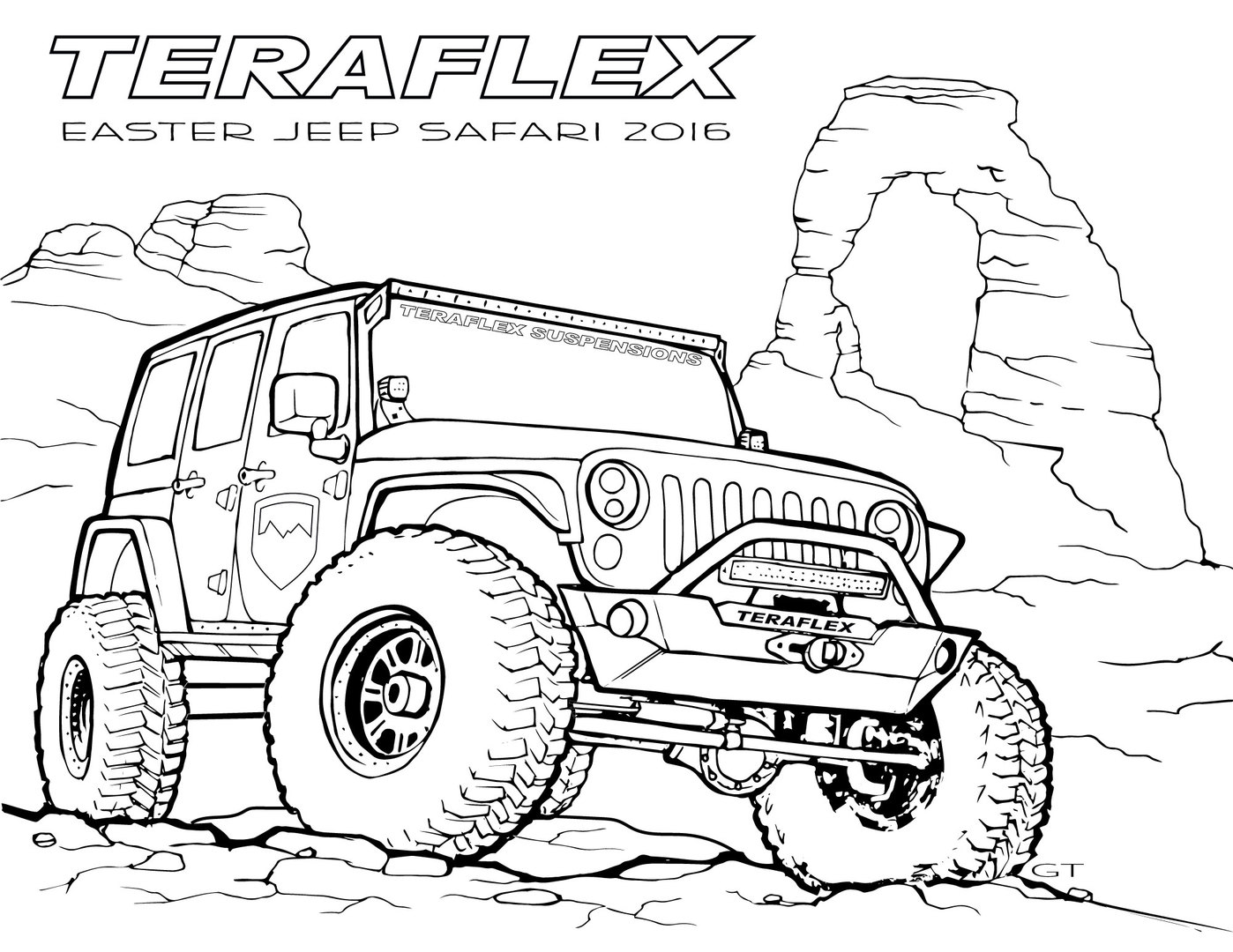 jeep coloring pages jeep coloring pages for print realistic coloring pages pages coloring jeep