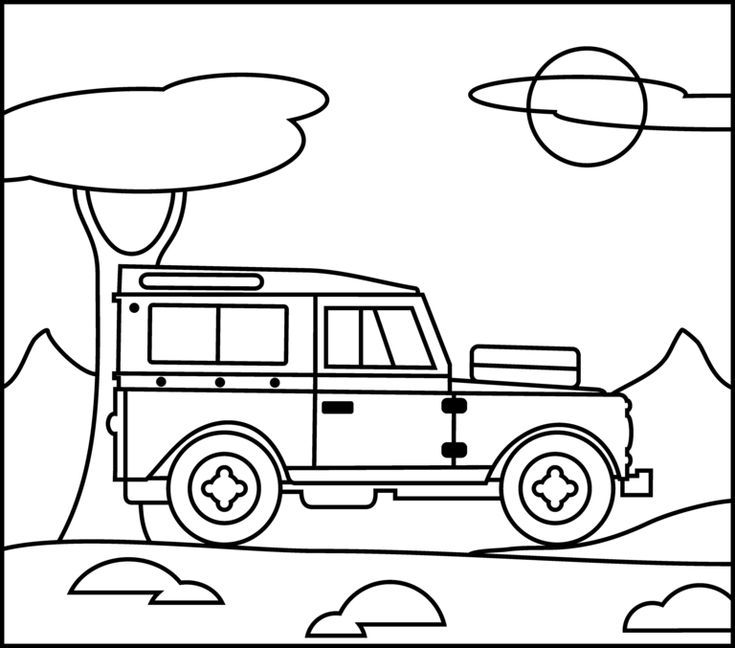 jeep coloring pages jeep coloring pages to download and print for free jeep coloring pages