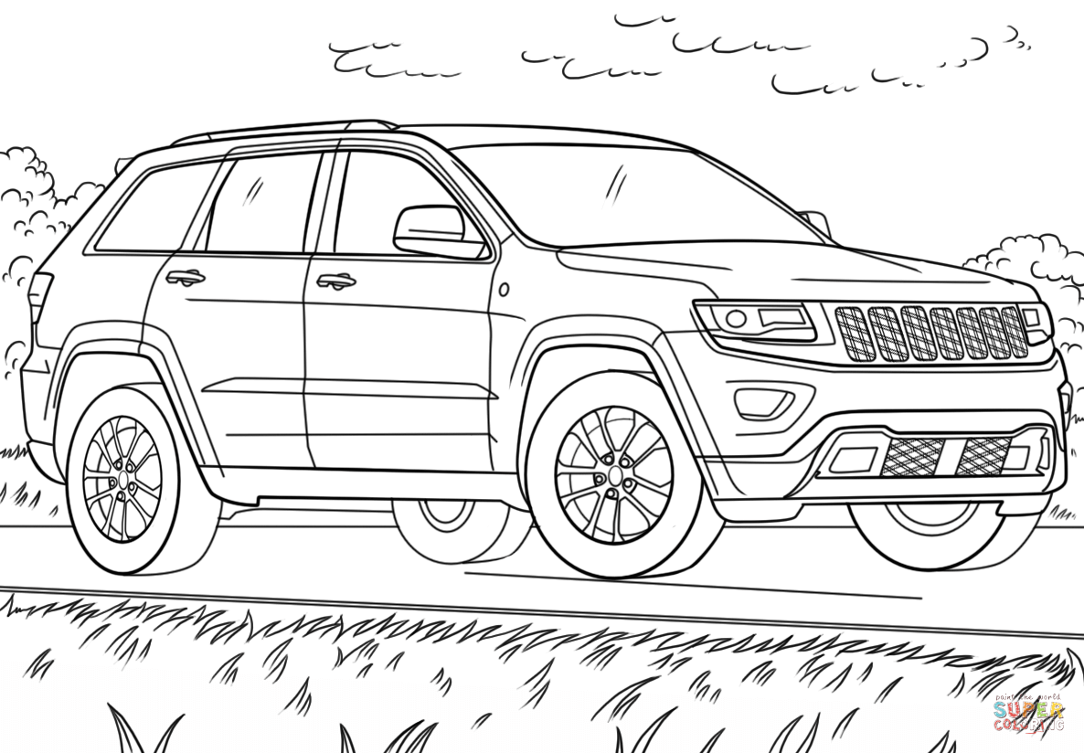 jeep coloring pages jeep coloring pages to download and print for free sketch pages coloring jeep