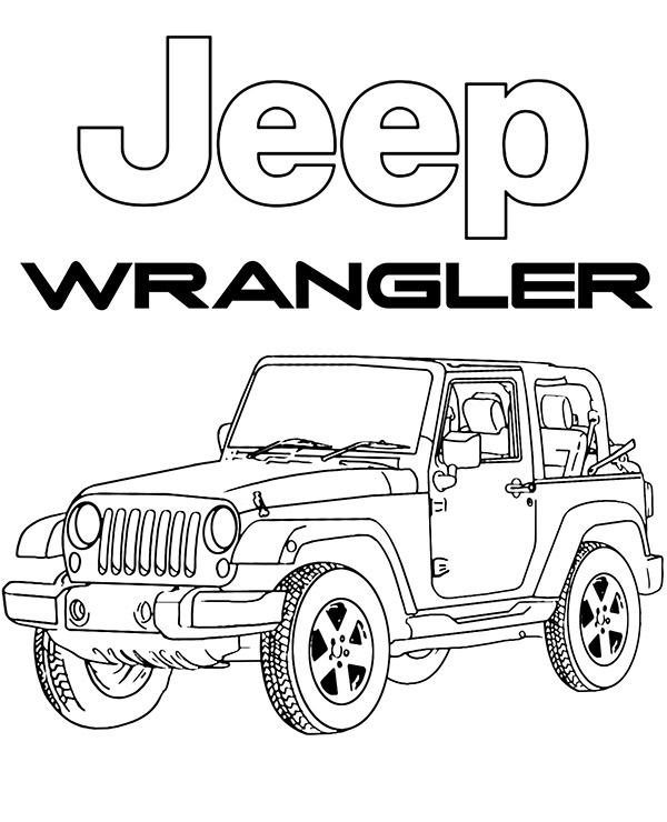 jeep coloring pages jeep printable coloring page printable pages and post coloring jeep pages