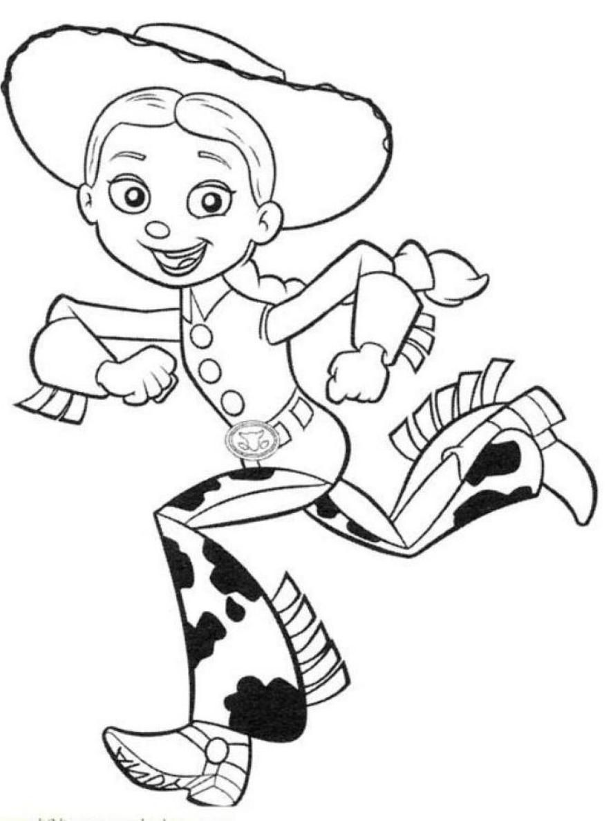 jessie coloring pages jessie coloring pages jessie pages coloring