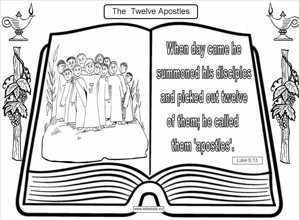 jesus and the 12 disciples coloring page jesus and the 12 disciples coloring page page coloring jesus the and disciples 12