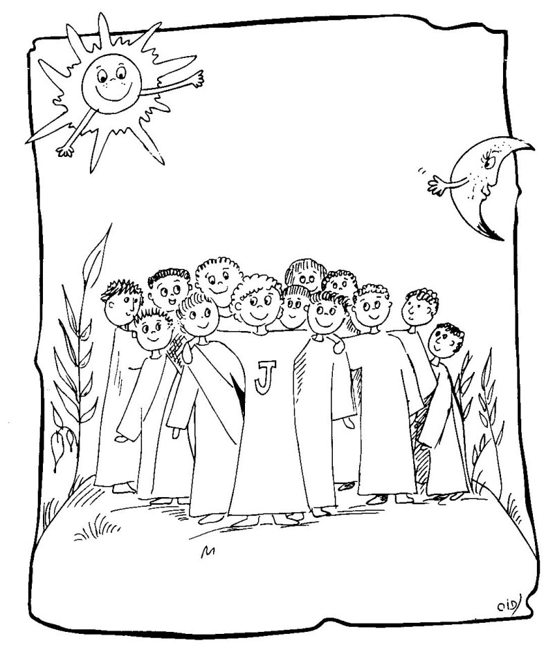 jesus and the 12 disciples coloring page jesus calling his disciples coloring pages printable jesus disciples page 12 the coloring and