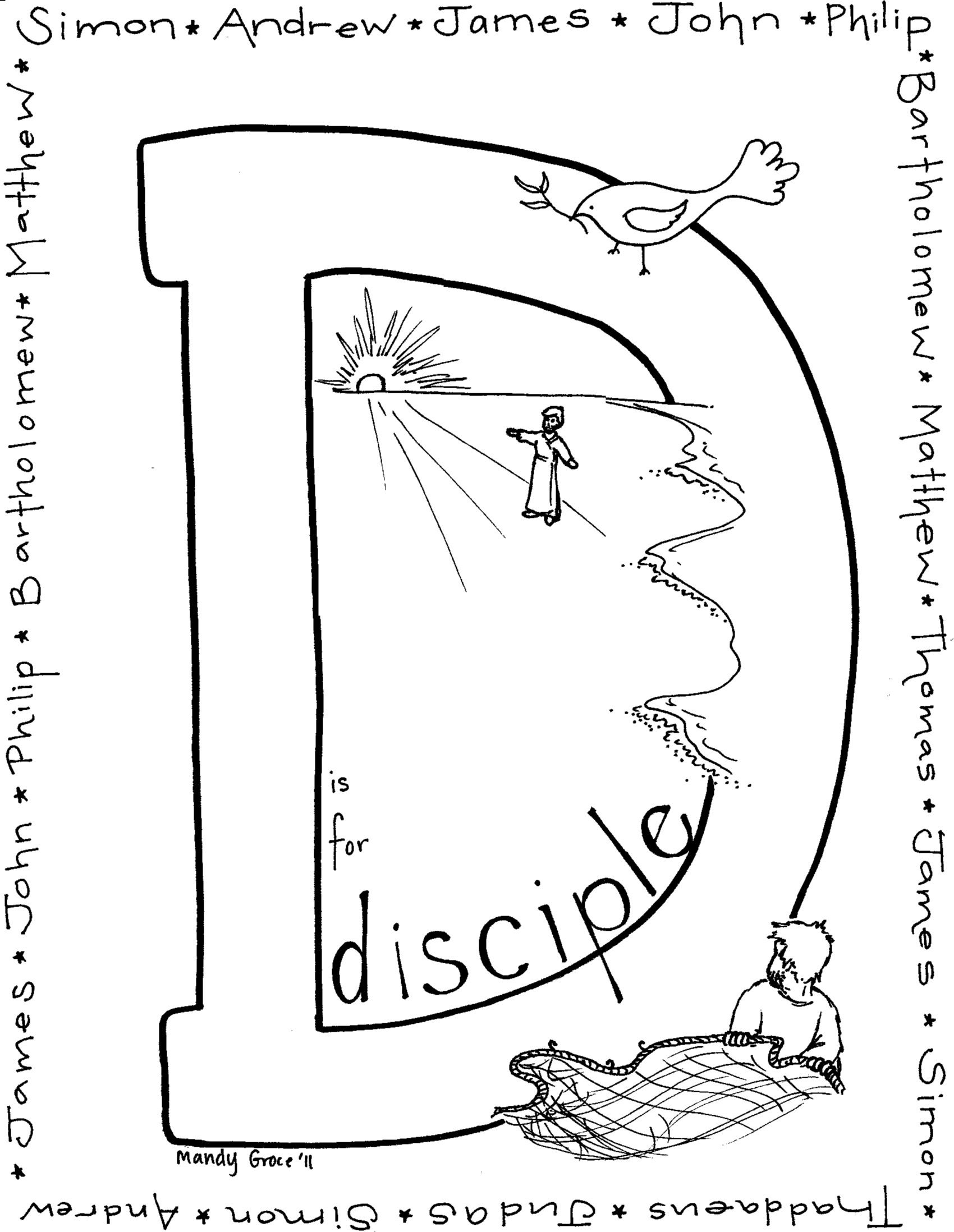 jesus and the 12 disciples coloring page jesus calls his disciples coloring page sketch coloring page page 12 the disciples jesus and coloring