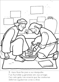 jesus washing feet coloring page coloring pages of jesus washing his disciples feet page coloring washing jesus feet