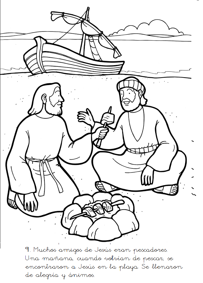 john 21 coloring page 51 best bible jesus and nicodemus images on pinterest coloring john page 21
