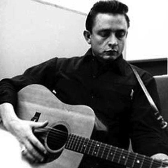 johnny sing johnny cash just finished writing a song this morning sing johnny