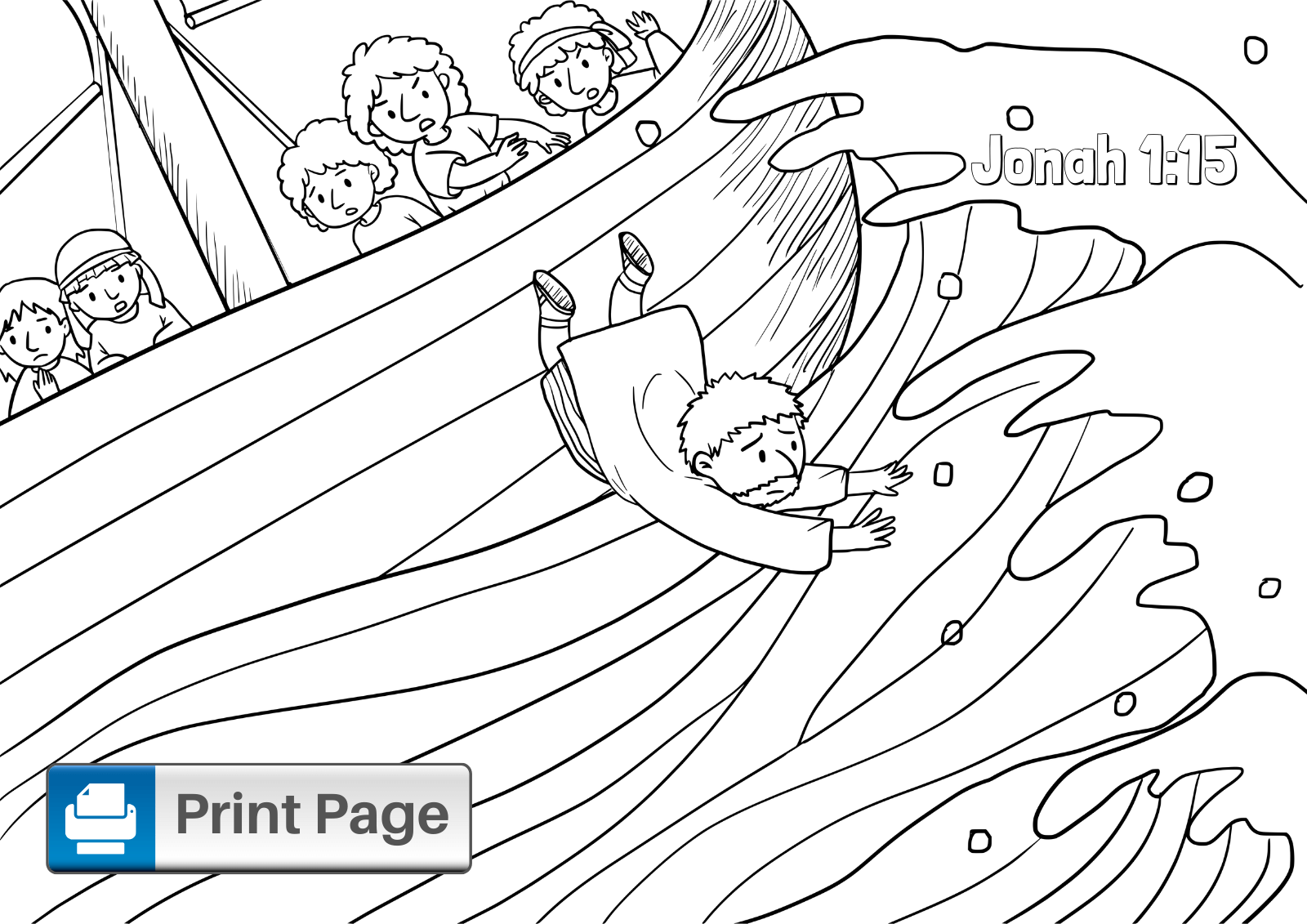 jonah coloring page jonah and the whale bible story coloring pages coloring home jonah page coloring