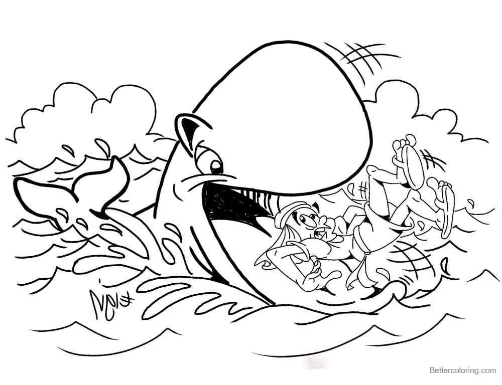 jonah the whale coloring pages jonah and the whale clip art free jonah coloring pages whale pages the jonah coloring