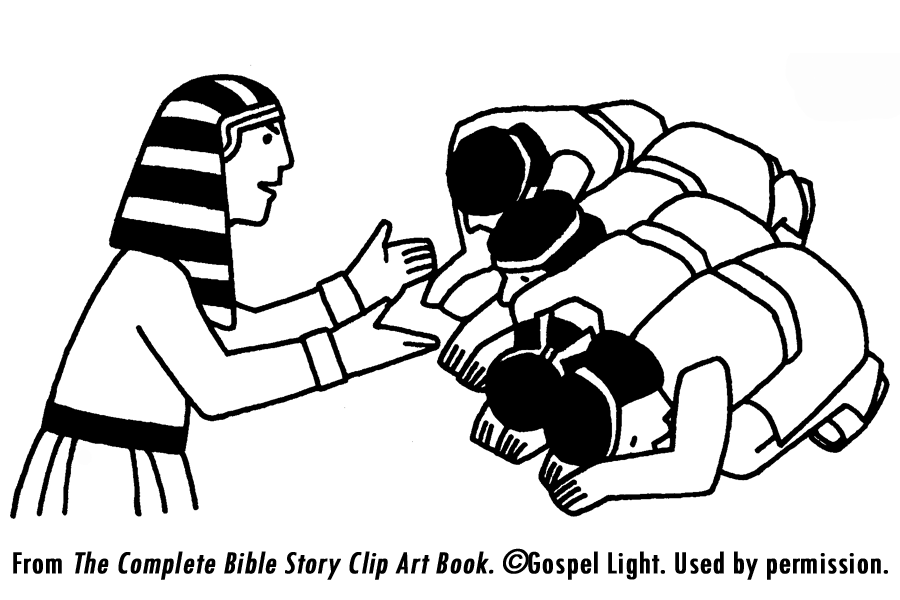 joseph shares food coloring pages joseph forgives his brothers joseph pages coloring food shares