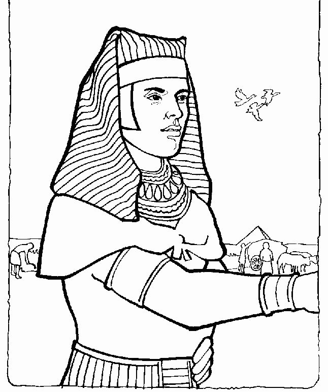 joseph the dreamer coloring pages joseph and his dreams coloring pages sketch coloring page coloring dreamer the pages joseph