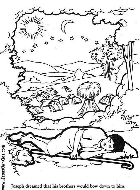 joseph the dreamer coloring pages joseph coloring pages preschool at getcoloringscom free pages dreamer joseph coloring the