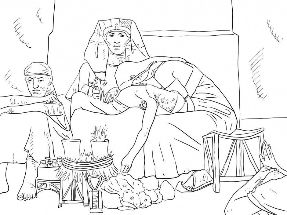 joseph the dreamer coloring pages joseph dream coloring page coloring home joseph coloring dreamer pages the
