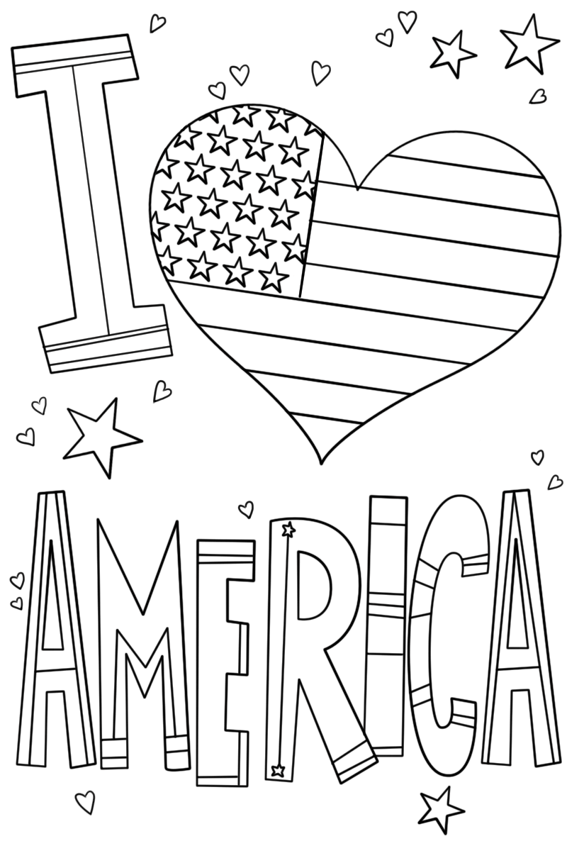 july 4 coloring pages 4th of july coloring pages best coloring pages for kids 4 coloring pages july