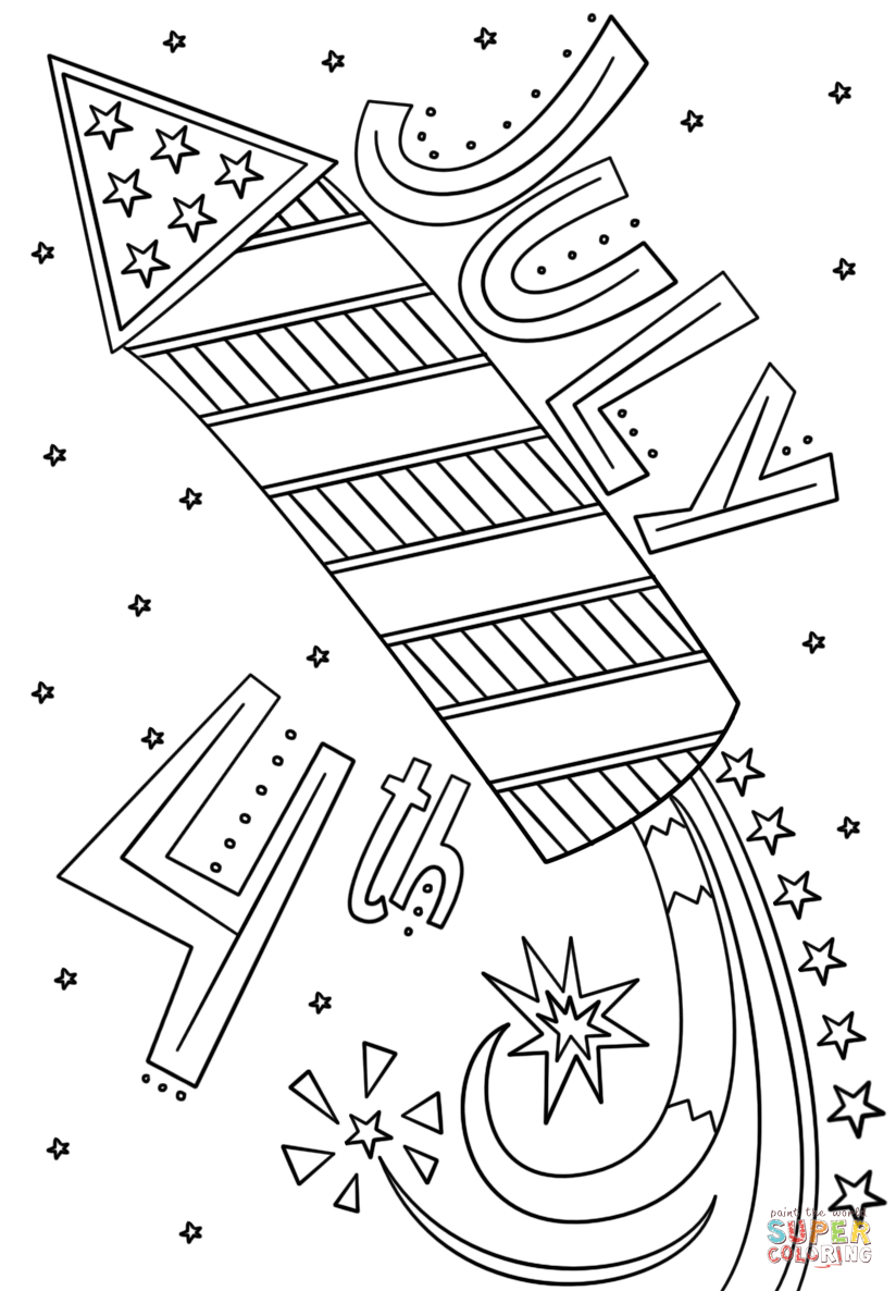 july 4 coloring pages 5 free fourth of july coloring pages 4 pages coloring july