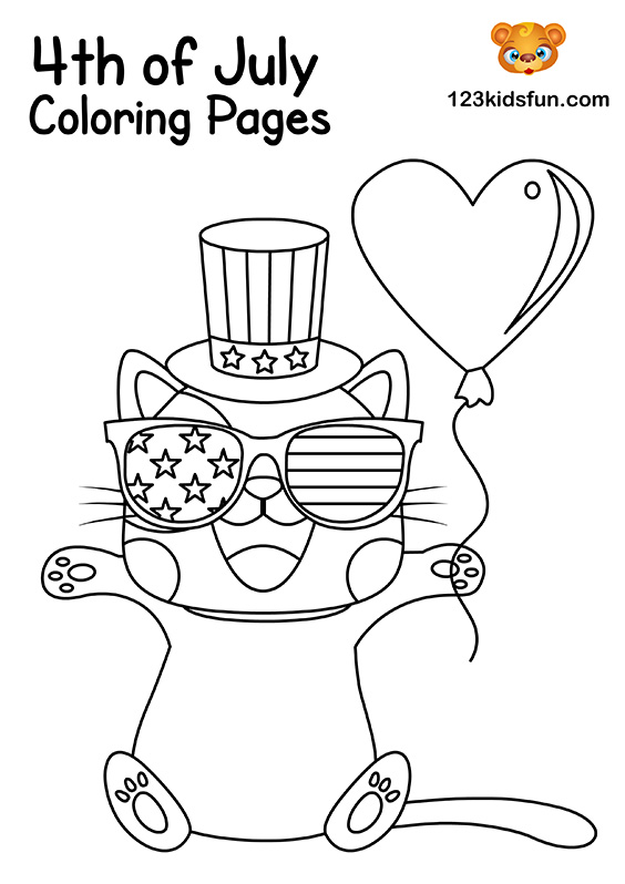july 4 coloring pages july 4th coloring page coloring home 4 coloring pages july