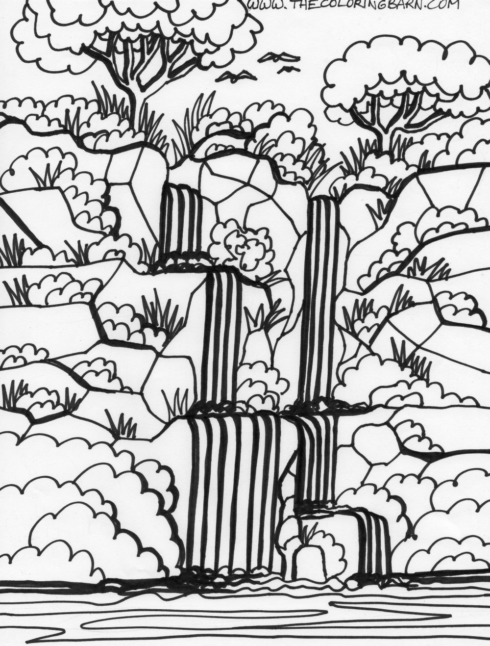 jungle coloring page jungle forest animals jungle forest adult coloring pages page jungle coloring