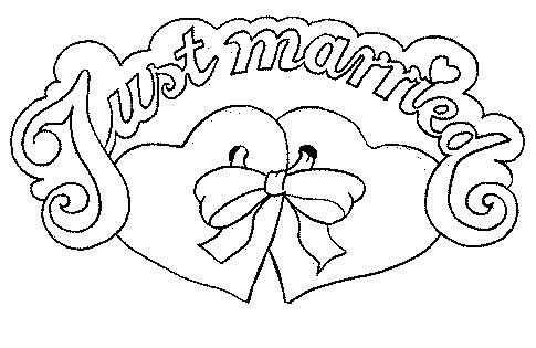 just married wedding coloring pages just married coloring page coloringcrewcom married just pages coloring wedding