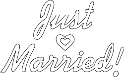 just married wedding coloring pages just married coloring page twisty noodle just married wedding pages coloring
