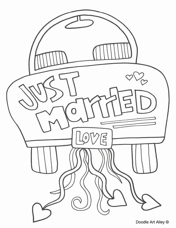 just married wedding coloring pages just married pages coloring pages wedding married pages coloring just