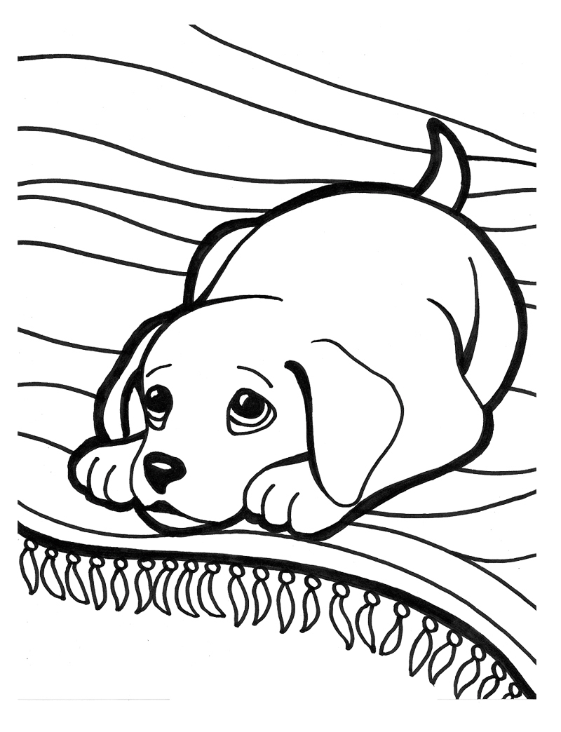 kawaii dog coloring pages coloring book pages animals dogs cute puppy holding bone coloring dog pages kawaii