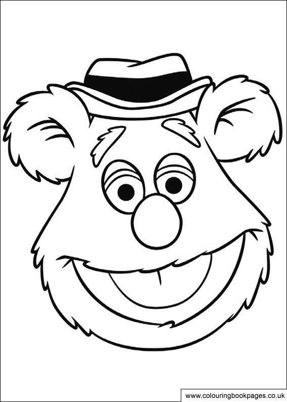 kermit coloring page kermit the frog thinking coloring pages coloring sky kermit page coloring