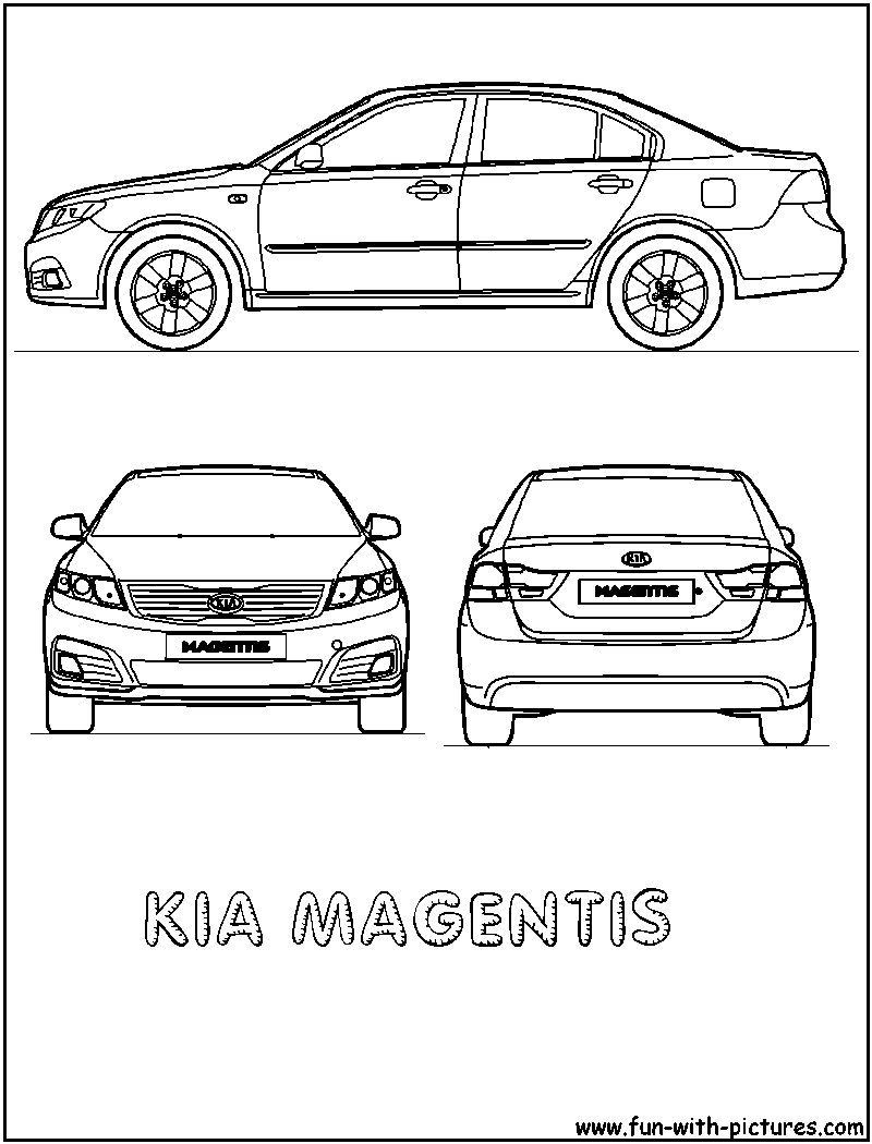 kia car coloring pages cars online coloring pages page 1 kia car pages coloring