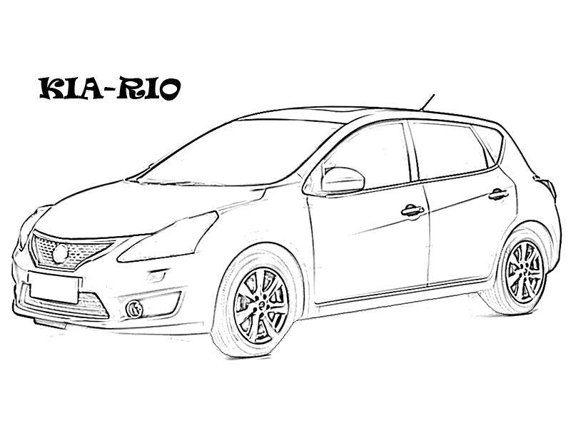 kia car coloring pages kia coloring pages sketch coloring page car pages coloring kia
