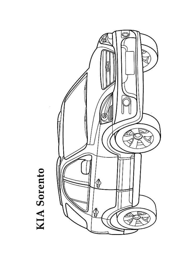 kia car coloring pages kia coloring pages to download and print for free coloring pages car kia