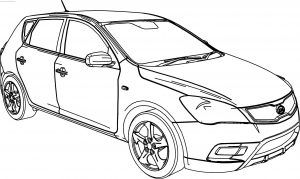 kia car coloring pages kia coloring pages to download and print for free pages kia car coloring