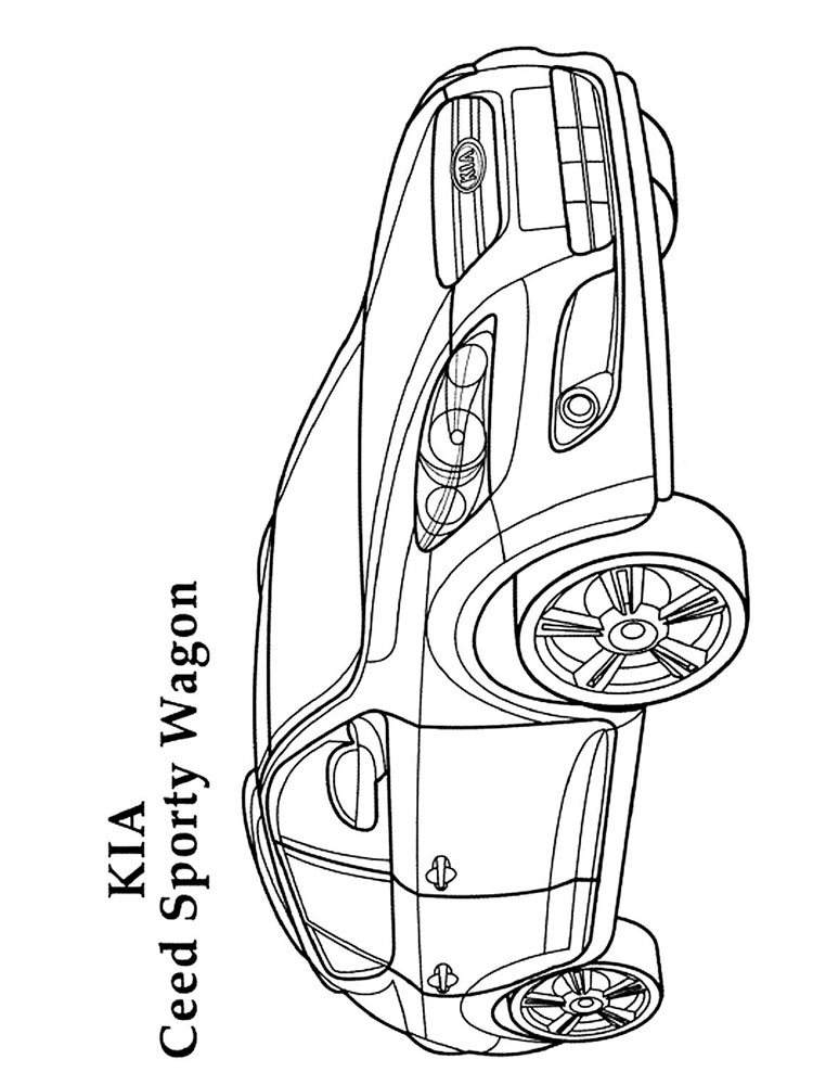 kia car coloring pages kia suv coloring pages coloring pages pages coloring kia car