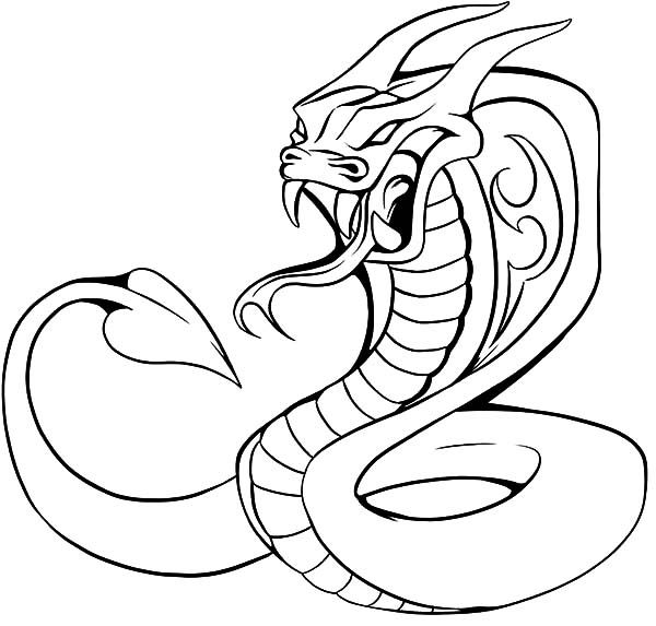 king snake coloring page king cobra snake coloring pages download and print for free page snake king coloring
