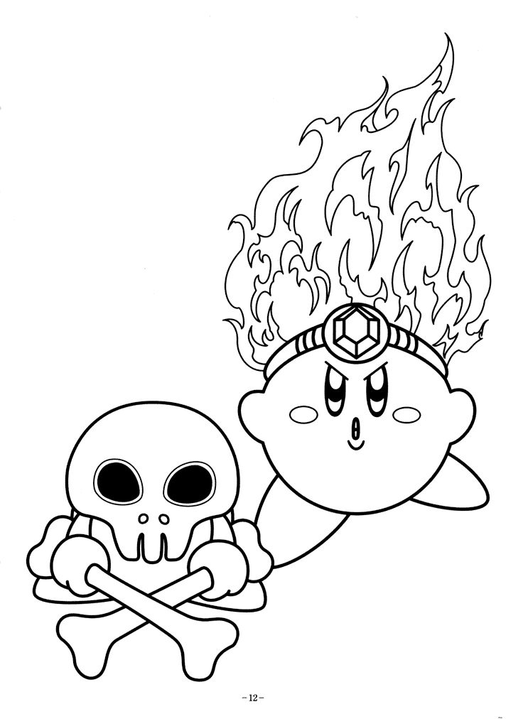 kirby coloring pictures 20 free printable kirby coloring pages pictures coloring kirby