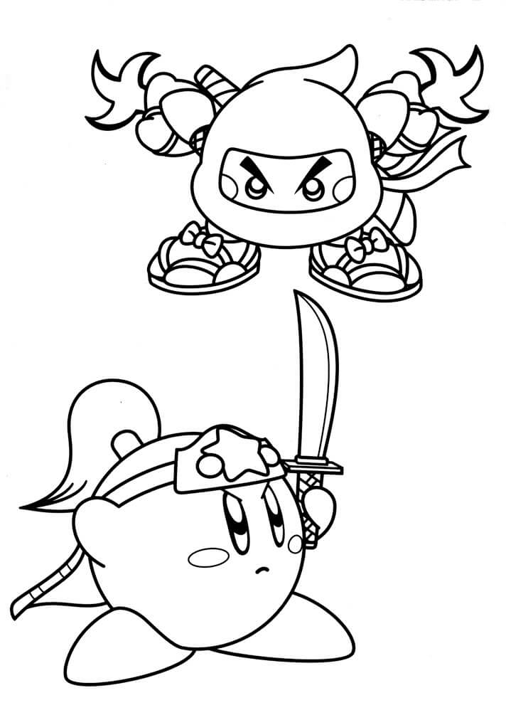 kirby coloring pictures kirby coloring pages free printable kirby coloring pages kirby pictures coloring
