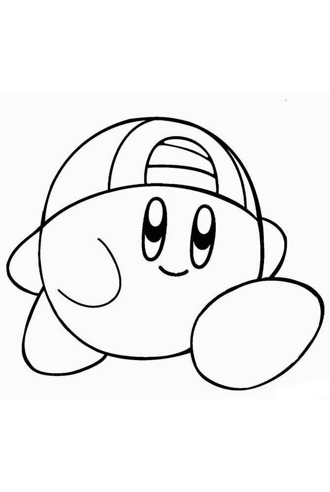 kirby coloring pictures printable kirby coloring pages for kids cool2bkids kirby pictures coloring