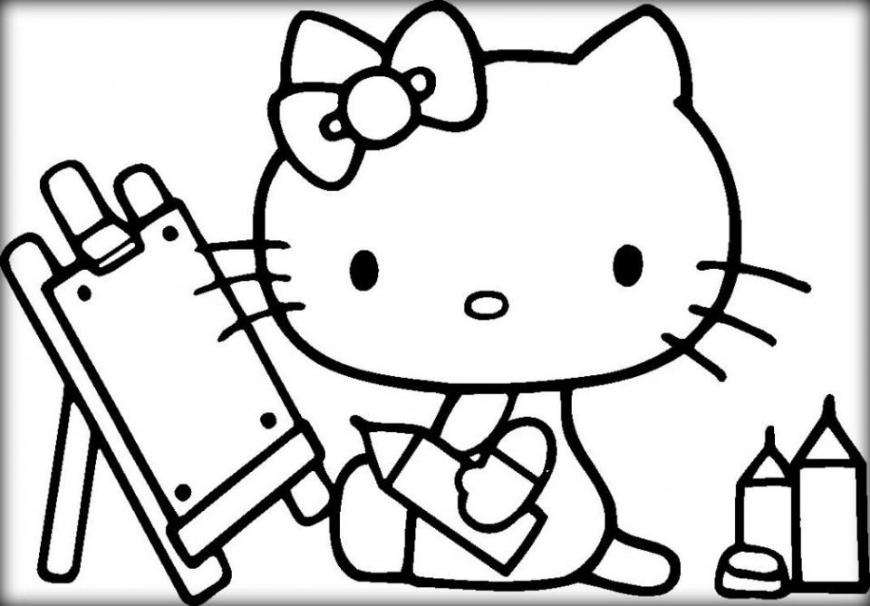 kitty coloring cute coloring pages best coloring pages for kids coloring kitty